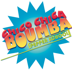 Logo Chico Chica Boumba - Dessin animée 3D - Co production 2 minutes
