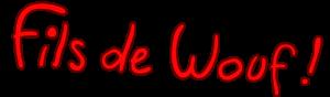 Logo Fils de wouf - Série animée 2D - COPRODUCTION 2 minutes