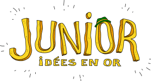 Logo Junior - Dessin animée - Coproduction 2 minutes