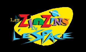 Logo Les zinzin de l'espace - Dessin animée 2D -Producteur studio 2 Minutes