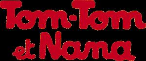 LogoTom-Tom & Nana - Diffuseur FRANCE 3 - Décors, animation, compositing par 2 MINUTES