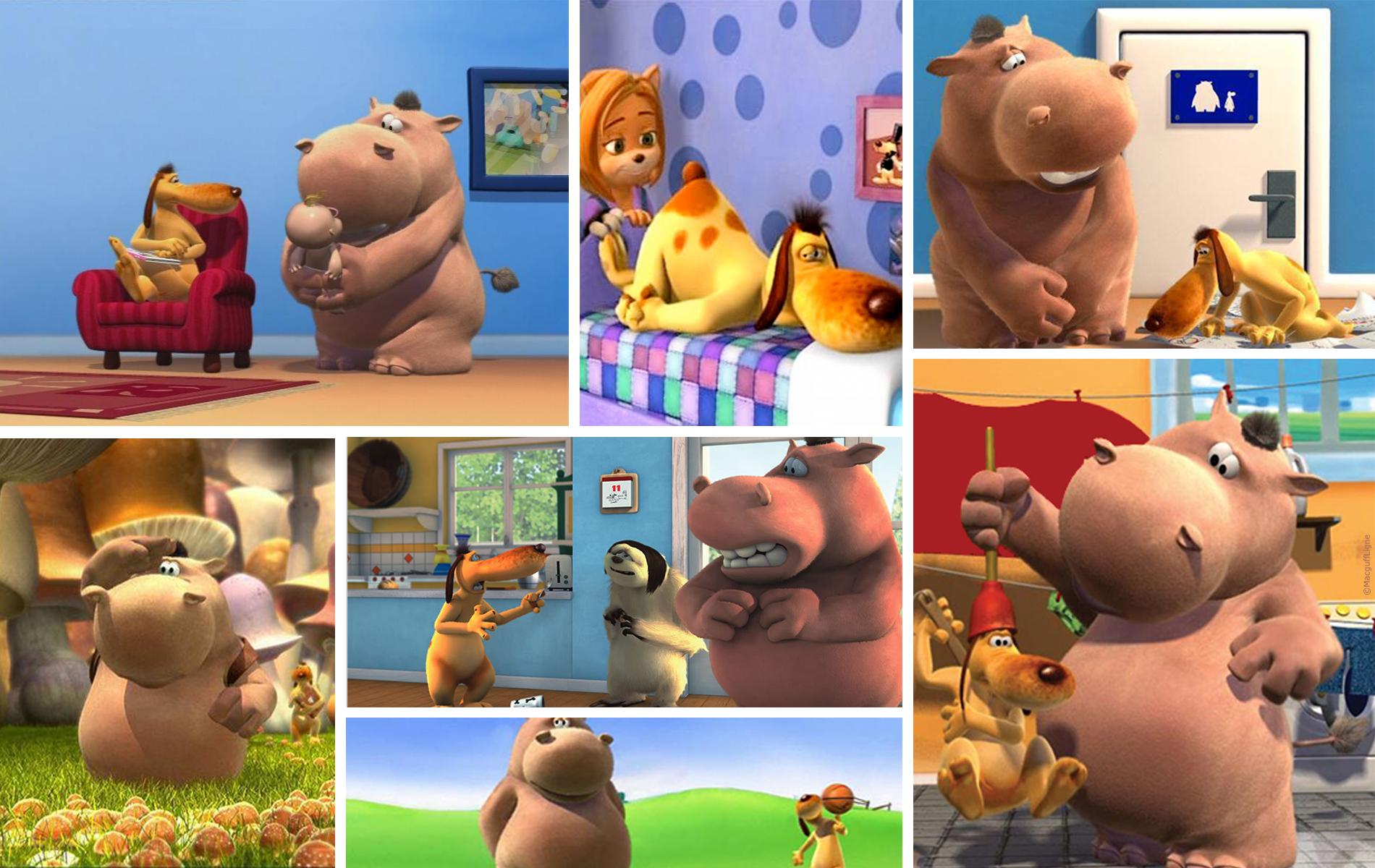 Pat & Stan - Série TV animée enfants 3D - Studio d animation 2 minutes