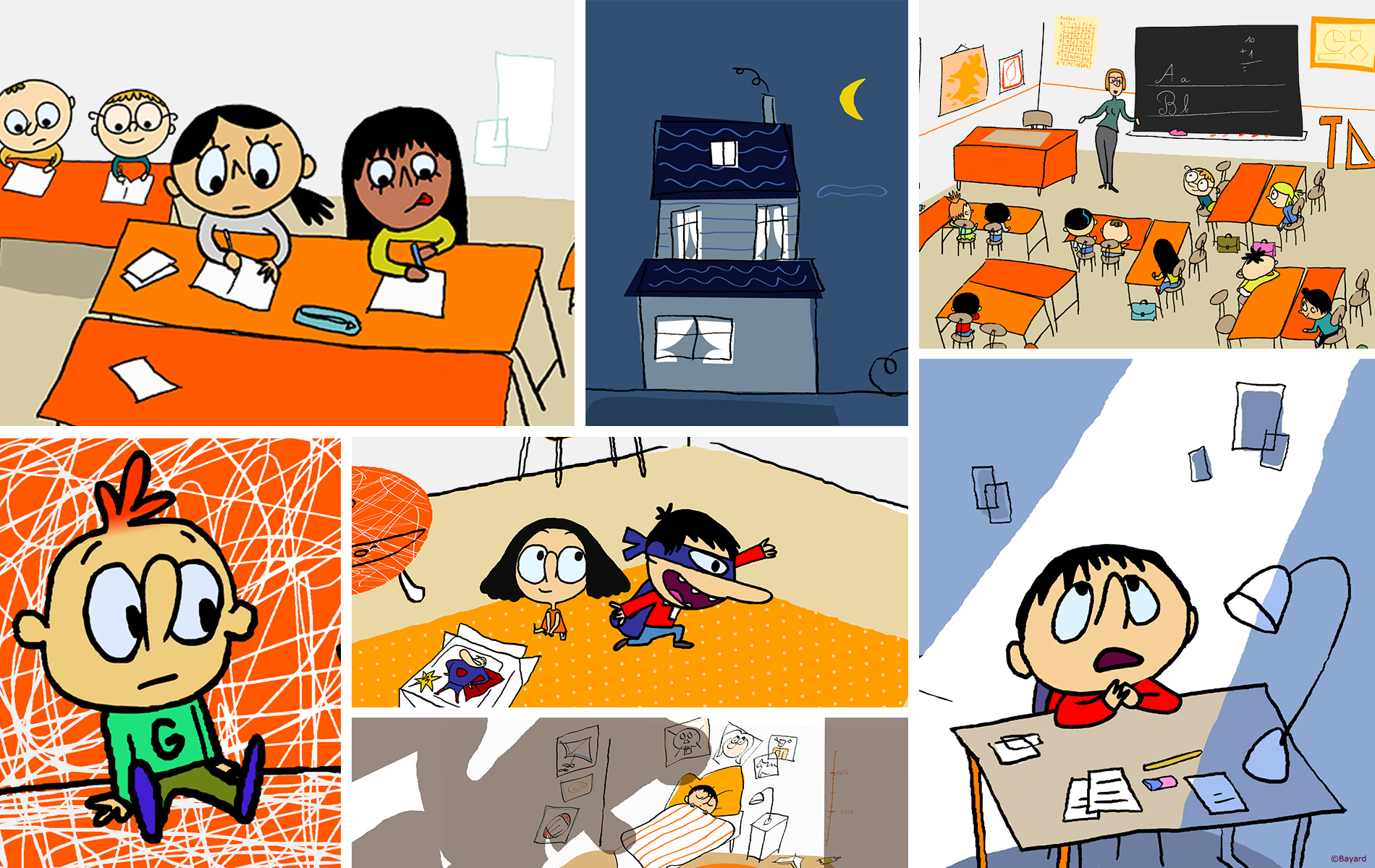 Toto -Série TV animée 2D - Co production 2 minutes