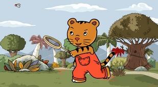 《小老虎》