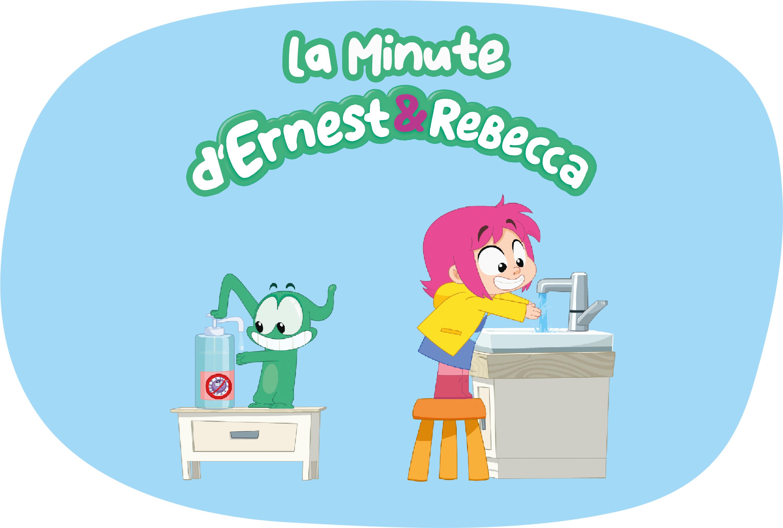 La minute d'Ernest & Rebecca