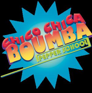 Logo Chico Chica Boumba - Dessin animée 3D - Co production 2 minutes