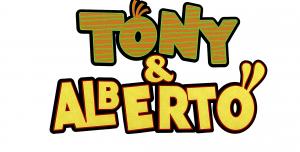 Logo dessin animée Tony et alberto - Co production studio animation 2 minutes