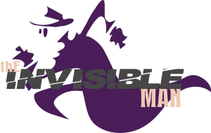 Logo invisible man - Série animée 2D - Décors, compositing par 2 minutes