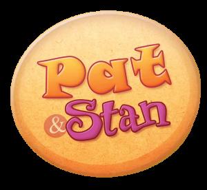Logo pat et stan - Série animée 3D - Diffuseur TF1 - Animation 20 épisodes par 2 minutes