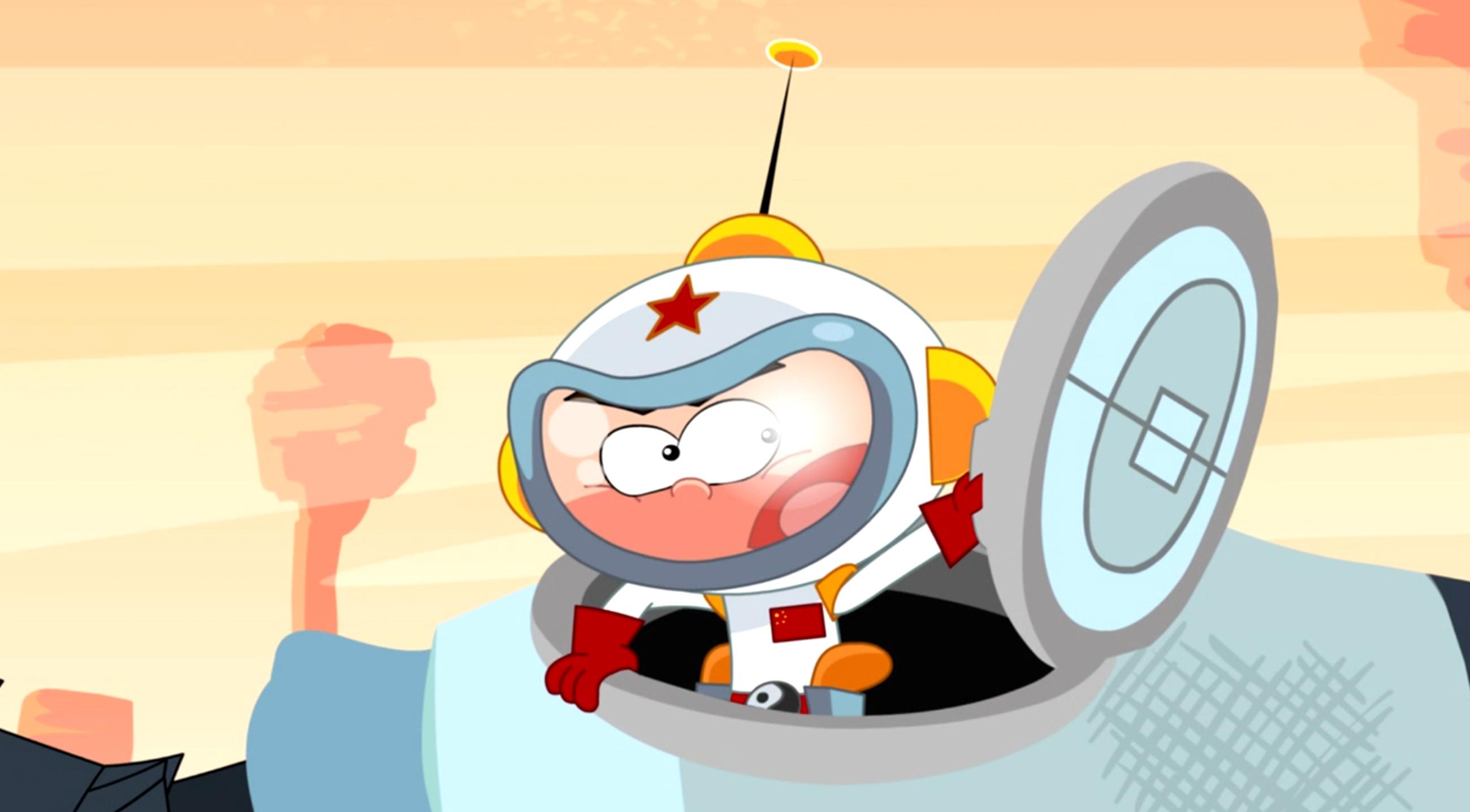 《小宇航员》