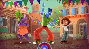 《孩子们一起来跳舞》