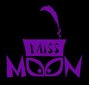 logo Miss Moon - Dessin animée 2D - Designs, builds, storyboards, animatiques, décors, animation, compositing, montage par 2 minutes