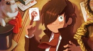 《小小魔术师》